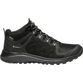 Keen Exp*** Mid WP Zapatillas Mujer, black/star white